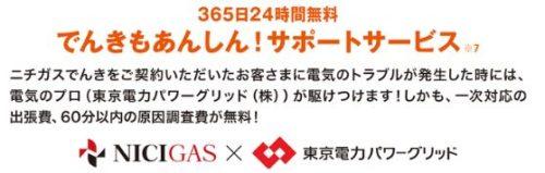 東日本ガスと東京電力の連携